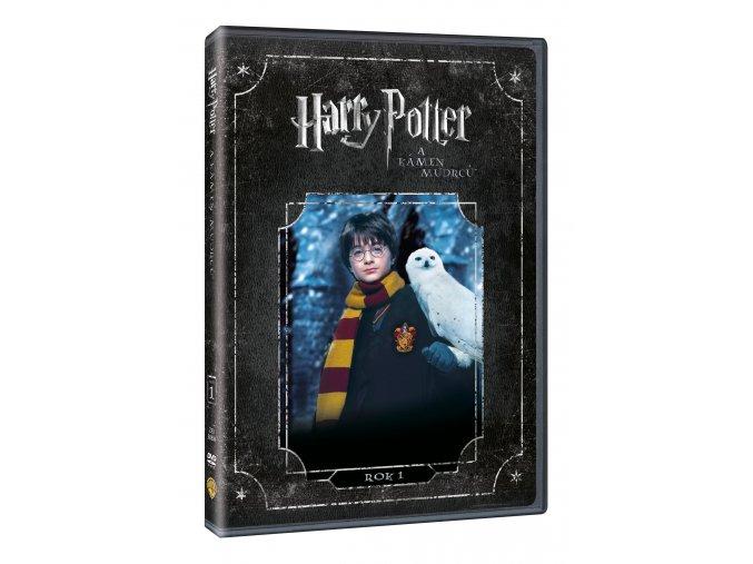 DVD: Harry Potter a Kámen mudrců