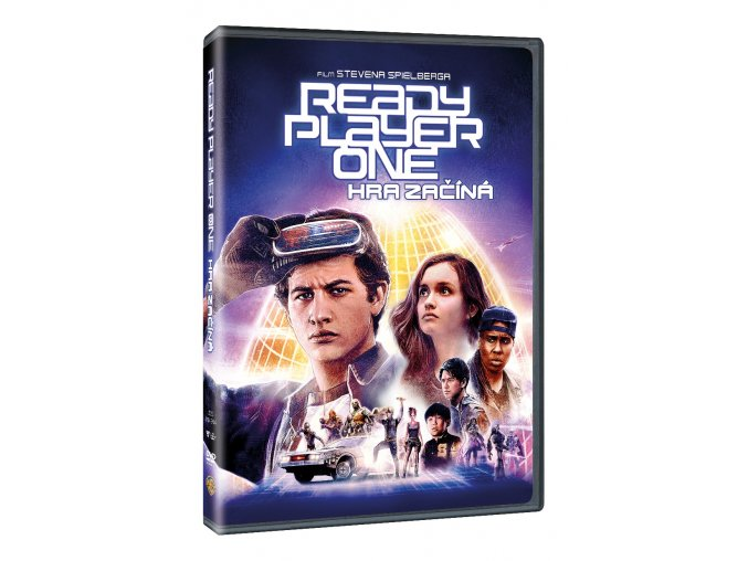 ready player one hra zacina 3D O