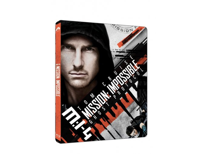 mission impossible ghost protocol 2blu ray uhd bd steellbook 3D O