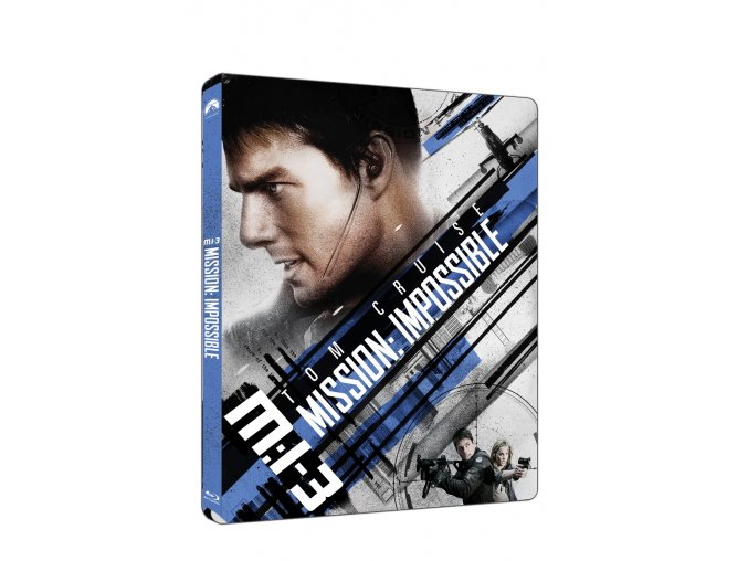 mission impossible 3 2blu ray uhd bd steellbook 3D O