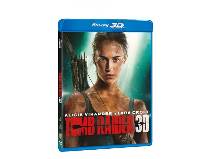 tomb raider 2blu ray 3d 2d 3D O