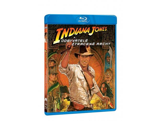 Blu-ray: Indiana Jones a dobyvatelé ztracené archy