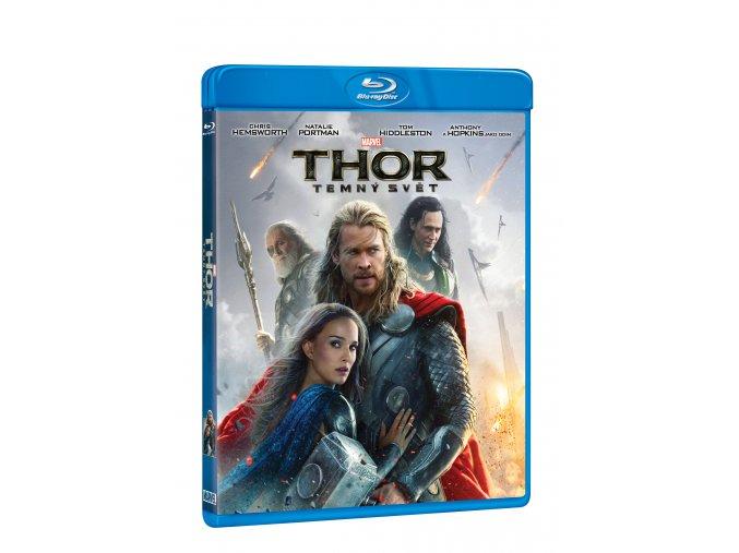 Blu-ray: Thor: Temný svět