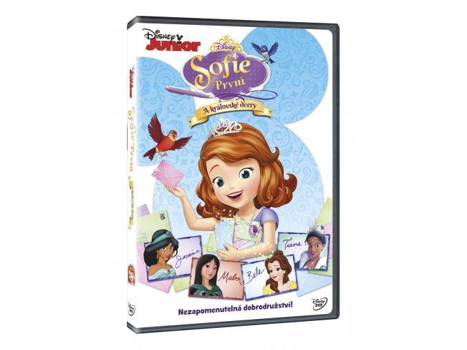 DVD: Sofie první: A královské dcery