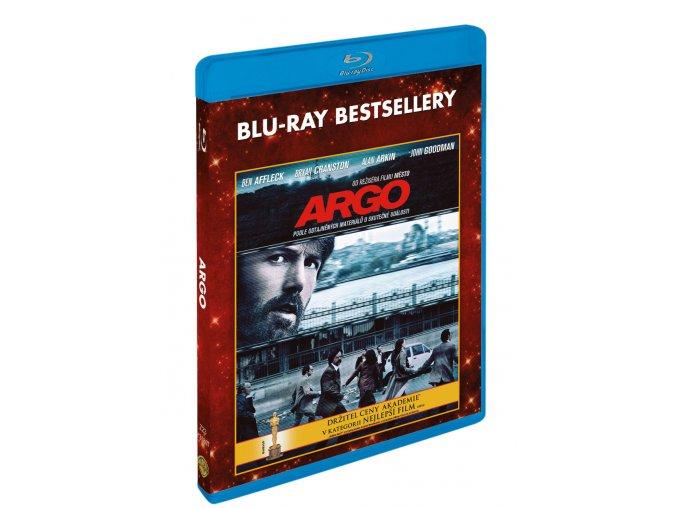 Blu-ray: Argo - Edice blu-ray bestsellery