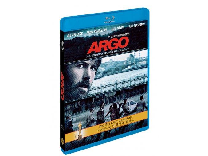 Blu-ray: Argo