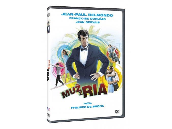 Muž z Ria DVD