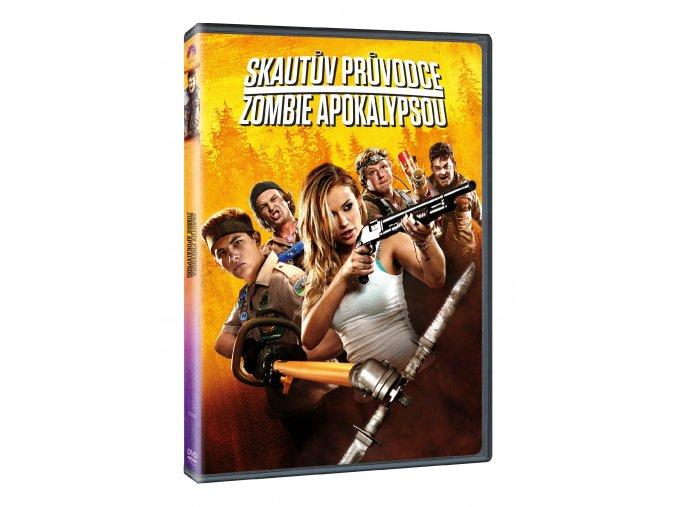 Skautův průvodce zombie apokalypsou DVD