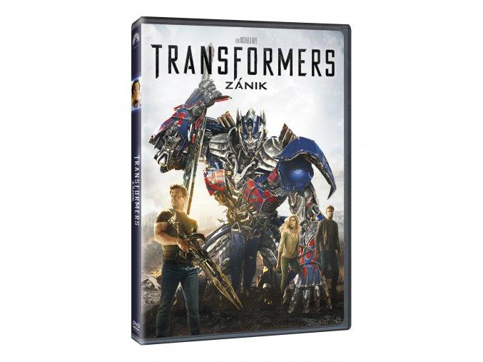 DVD: Transformers: Zánik