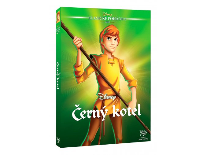 DVD: Černý kotel DVD - Edice Disney klasické pohádky