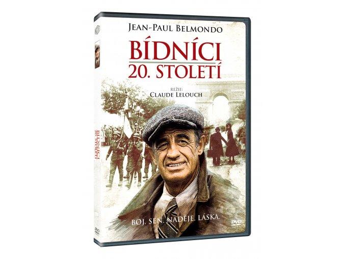 DVD: Bídníci 20. století