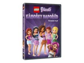 Lego Friends: Kámošky napořád DVD