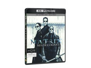 matrix revolutions 3bd uhd bd bonus disk 3D O
