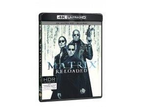 matrix reloaded 3bd uhd bd bonus disk 3D O