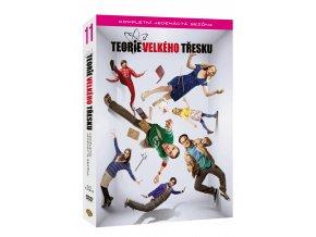 teorie velkeho tresku 11 serie 2dvd 3D O