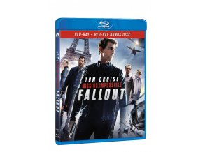 mission impossible fallout 2blu ray bd bonus disk 3D O
