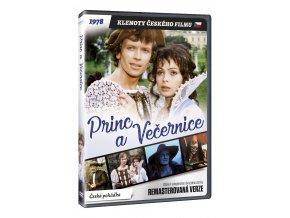 princ a vecernice remasterovana verze 3D O