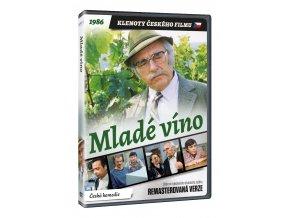 mlade vino dvd remasterovana verze 3D O
