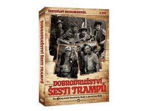 dobrodruzstvi sesti trampu 2dvd 3D O