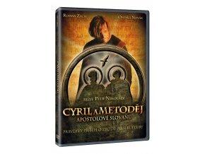 cyril a metodej apostolove slovanu 3D O