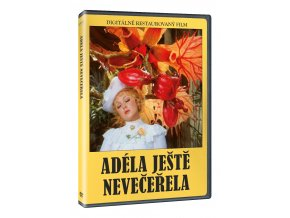 adela jeste nevecerela dvd digitalne restaurovana verze 3D O