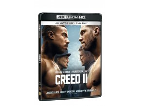 creed ii uhd blu ray 3D O