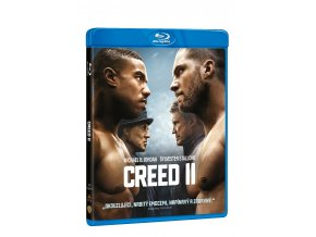 creed ii blu ray 3D O