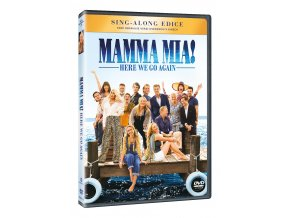 mamma mia here we go again 3D O