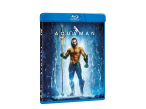 aquaman blu ray 3D O