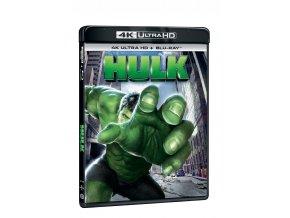 hulk 2blu ray uhd bd 3D O