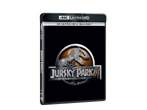 jursky park 3 2blu ray uhd bd 3D O