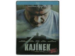 Blu-ray: Kajínek BD+DVD+CD - Limitovaná sběratelská edice - steelbook