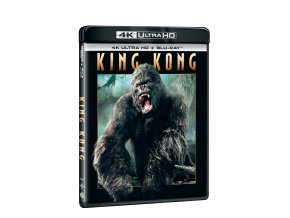king kong 2blu ray uhd bd 3D O