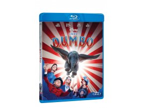 dumbo blu ray 3D O