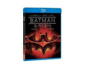 batman a robin blu ray 3D O