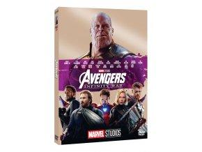 avengers infinity war edice marvel 10 let 3D O
