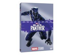 black panther edice marvel 10 let 3D O