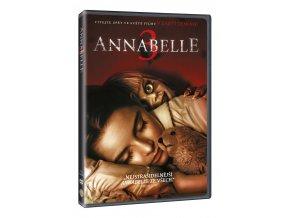 annabelle 3 3D O