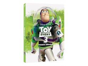 toy story 3 pribeh hracek edice pixar new line 3D O
