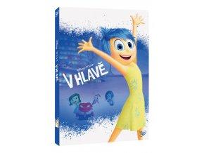 v hlave edice pixar new line 3D O