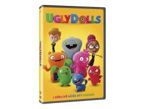 uglydolls 3D O