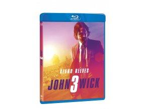 john wick 3 blu ray 3D O