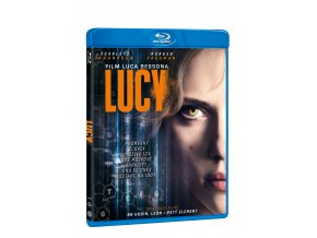 lucy blu ray 3D O