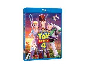 toy story 4 pribeh hracek blu ray 3D O