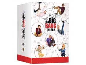 teorie velkeho tresku kolekce 1 12 serie 36dvd 3D O