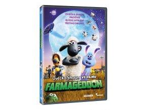 ovecka shaun ve filmu farmageddon 3D O