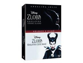 zloba kolekce 1 2 2dvd 3D O