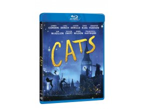 cats blu ray 3D O
