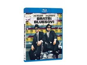 bratri bluesovi blu ray 3D O