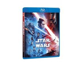 star wars vzestup skywalkera 2blu ray bd bonus disk 3D O